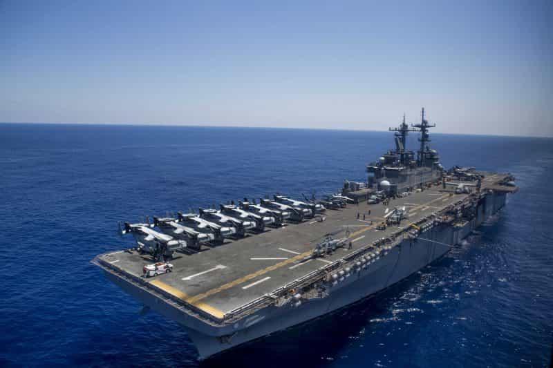 China Blocks US Navy Ship