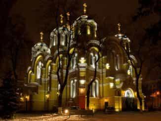 St. Volodymyr's Cathedral Kyiv
