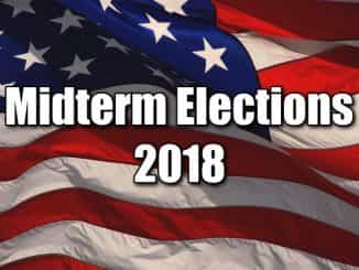 US flag Midterm Elections 2018