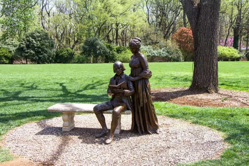 James Madison And Dolly Madison