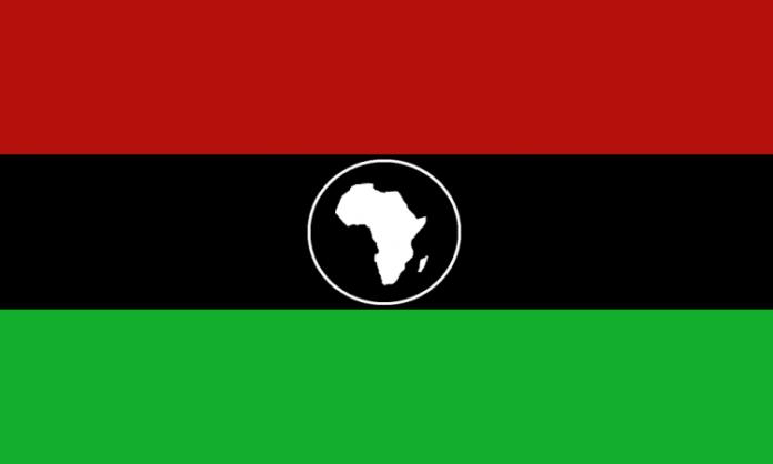 United Africa Flag Concept